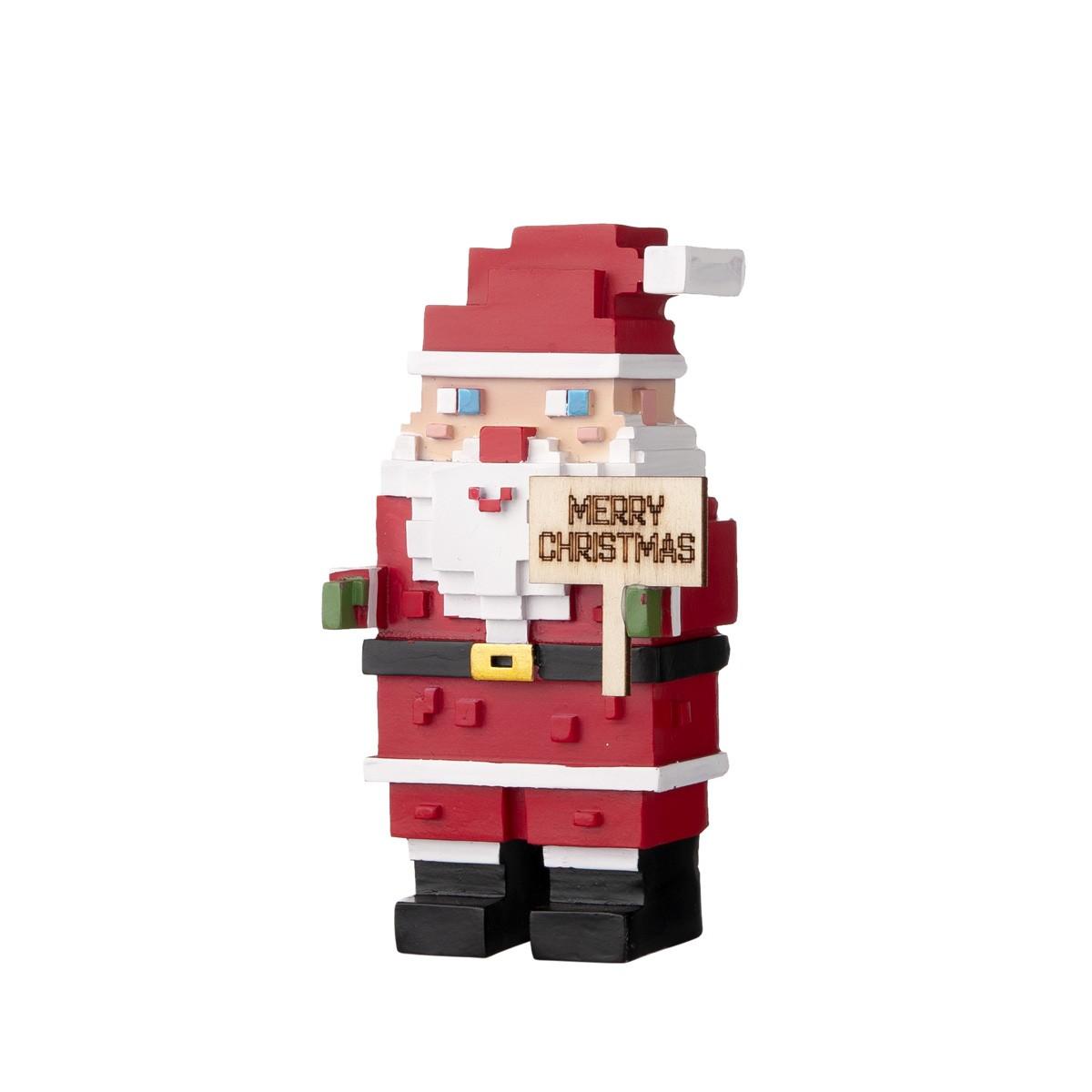 Babbo Natale Design Mattoncini