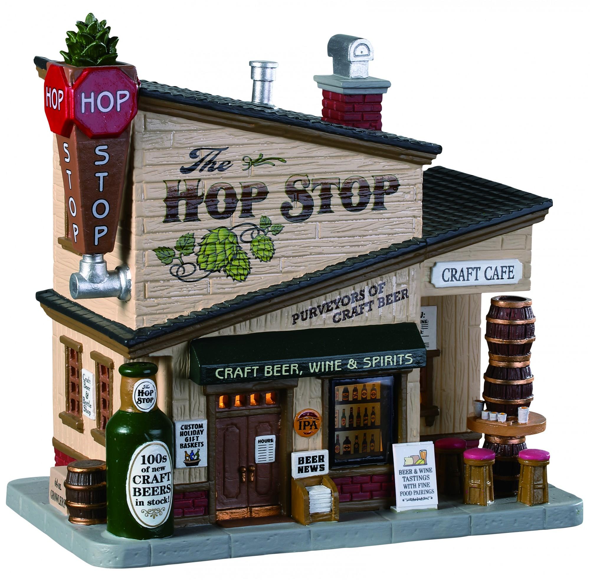 Lemax Birreria The Hop Stop
