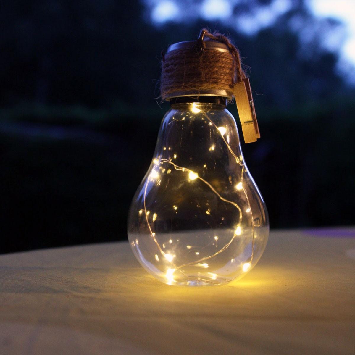 Lampadina Solare L'ampoule Appendibile
