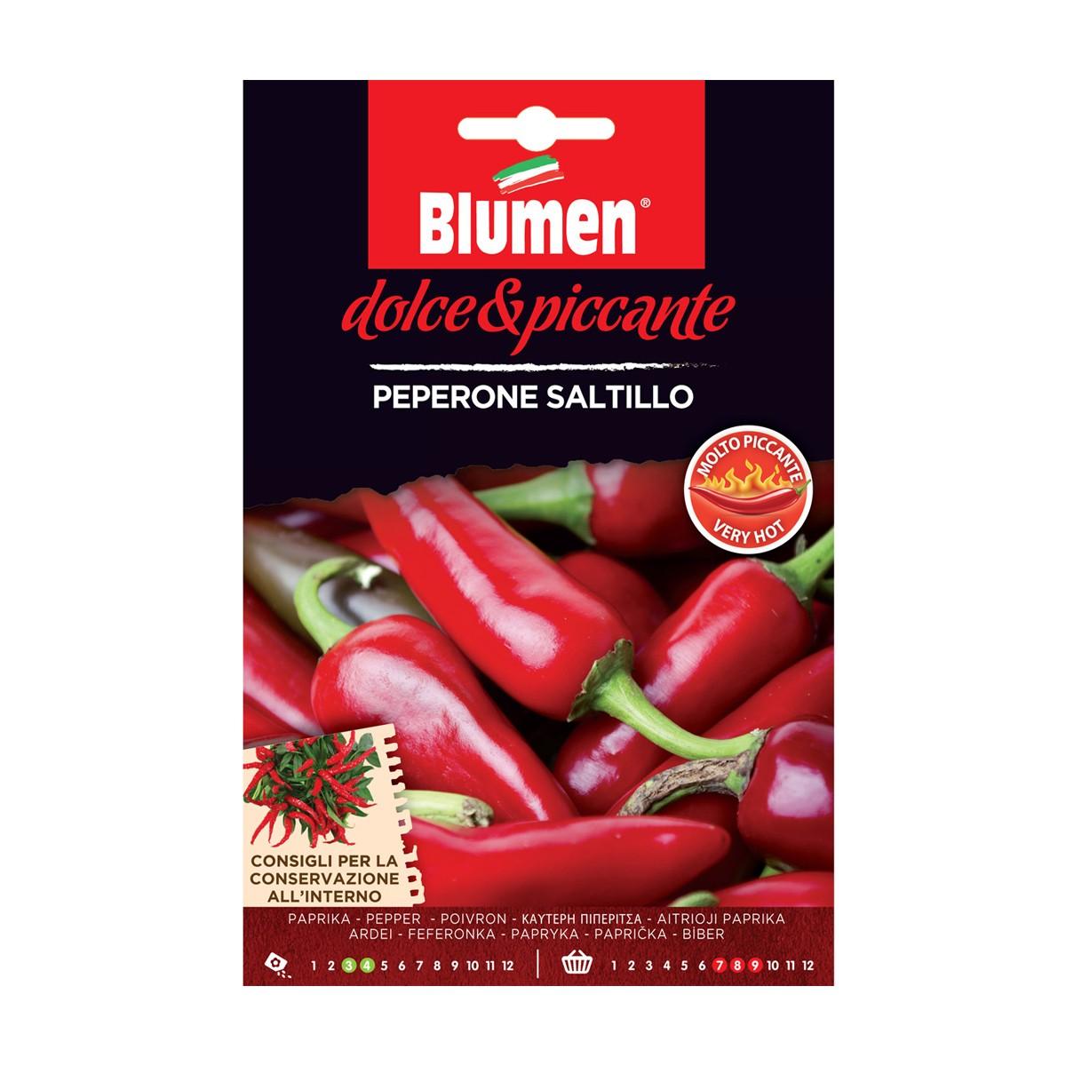 Semi Peperone Saltillo
