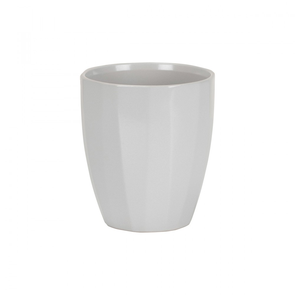 I Vasi Per Orchidee Di Scheurich Combinano Semplicità E Design. L'ispirazione Per Questo Vaso Viene Dall'arte Moderna Della Piegatura Della Carta.
