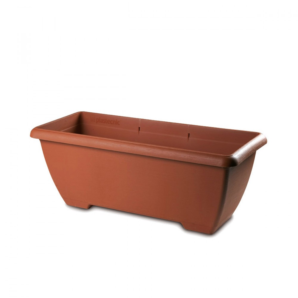 Cassetta Terrae Maxi Color Terracotta, Disponibile In Diverse Dimensioni.