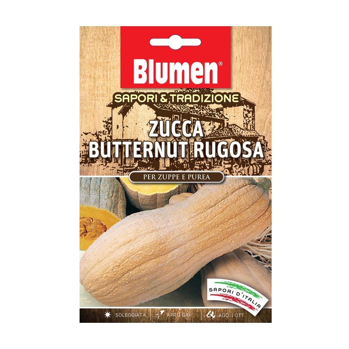 Semi Zucca Butternut Rugosa