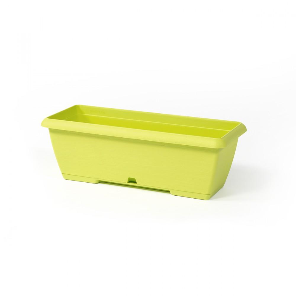 Cassetta Terrae Color Verde Chiaro. Disponibile In Diverse Lunghezze.