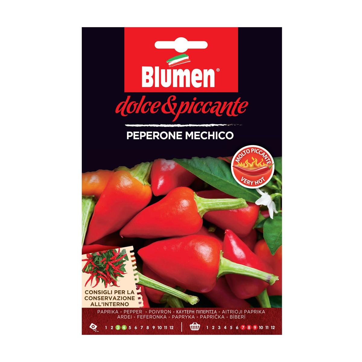 Semi Peperone Mechico