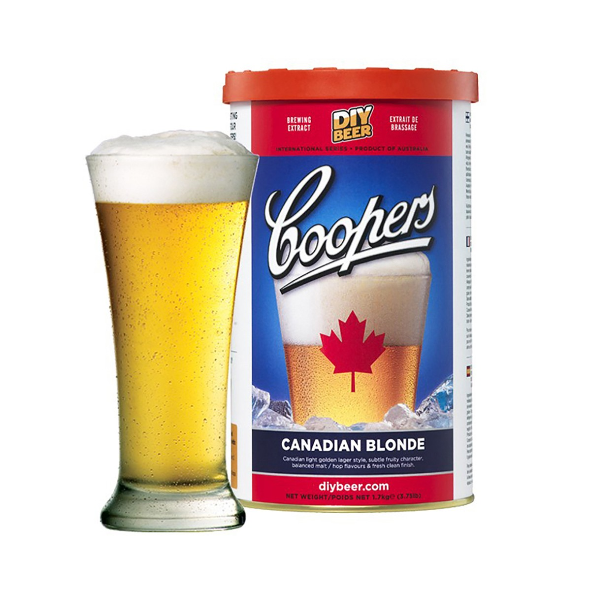 Birra Canadian Blonde
