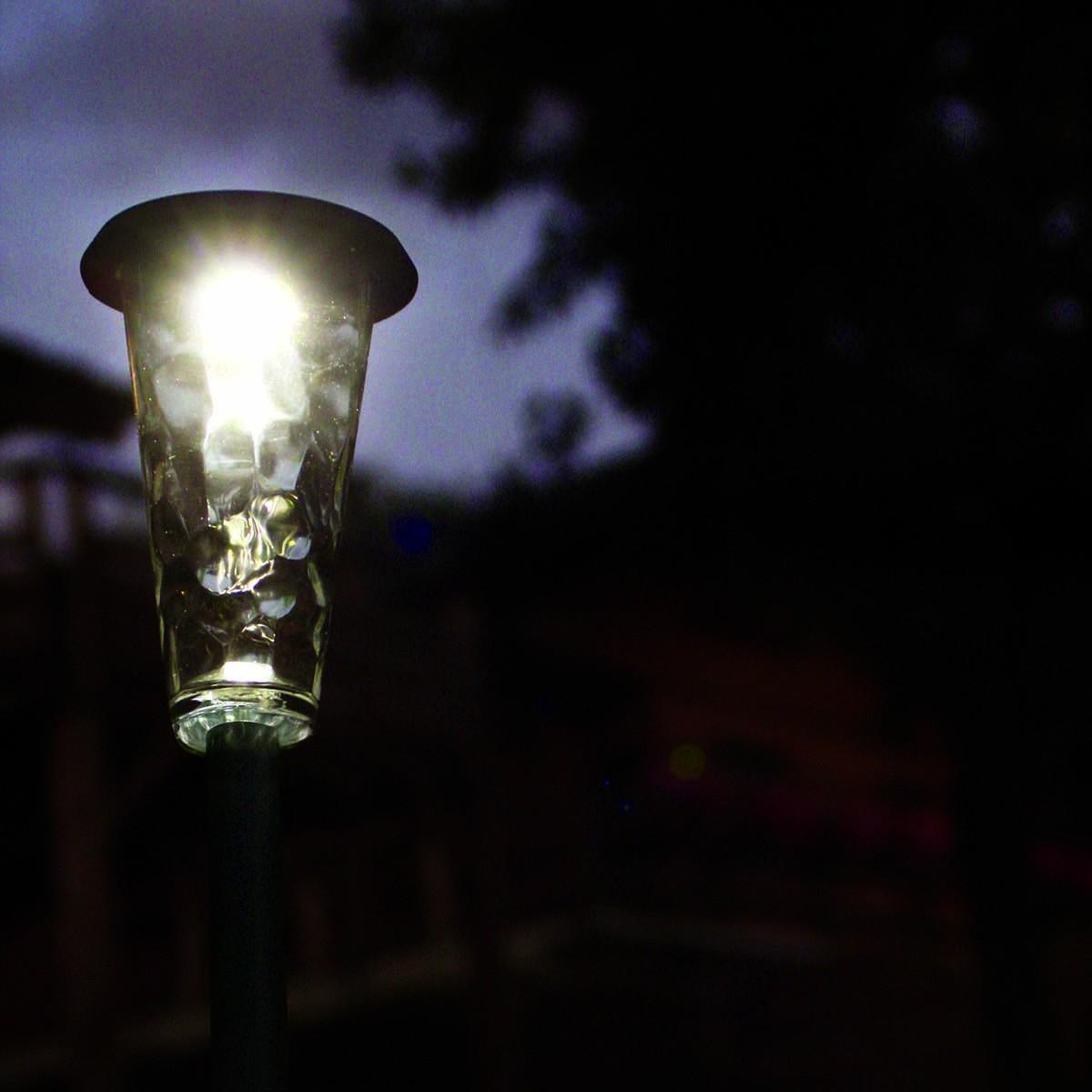 Lampada Solare Lucky