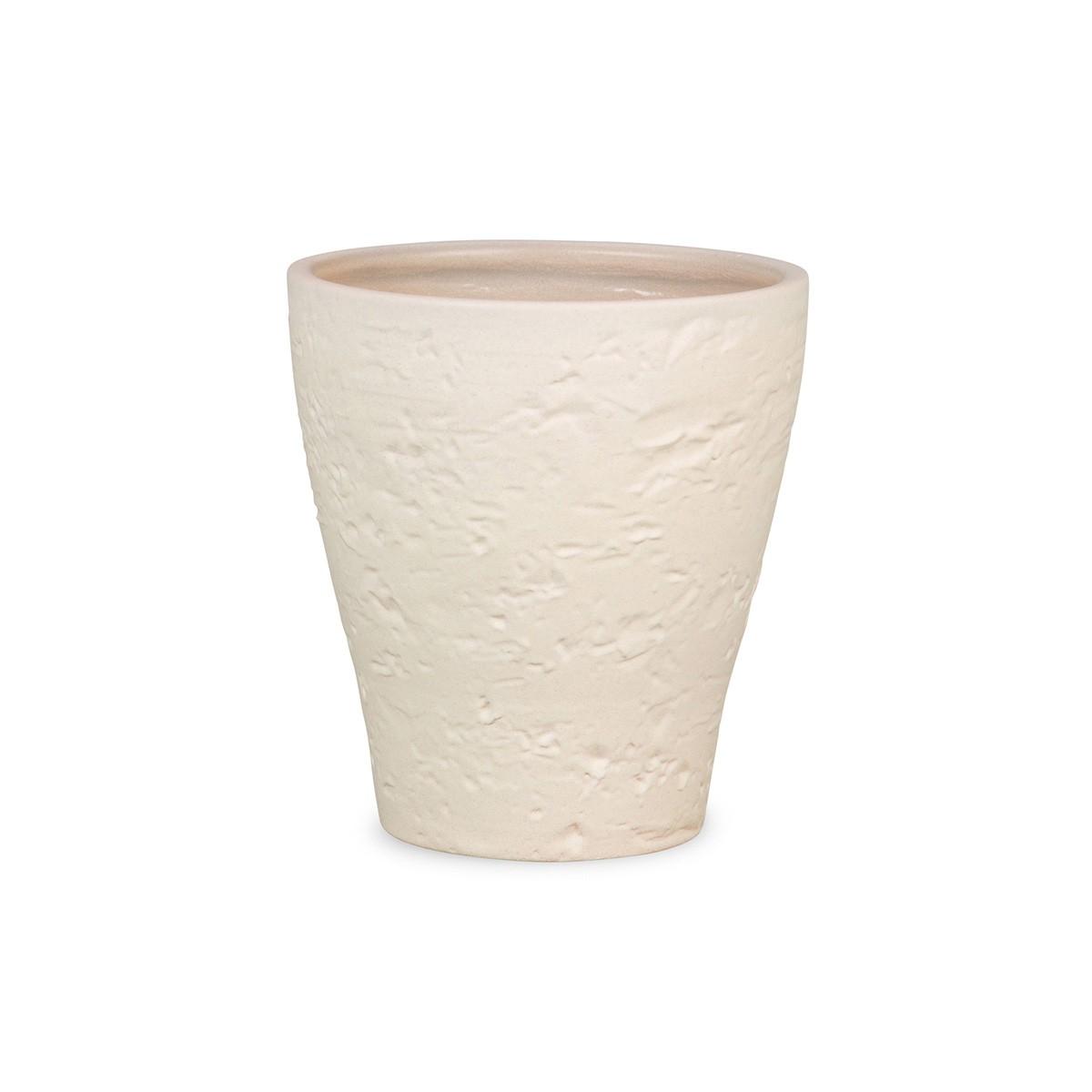 Vaso Cream Stone