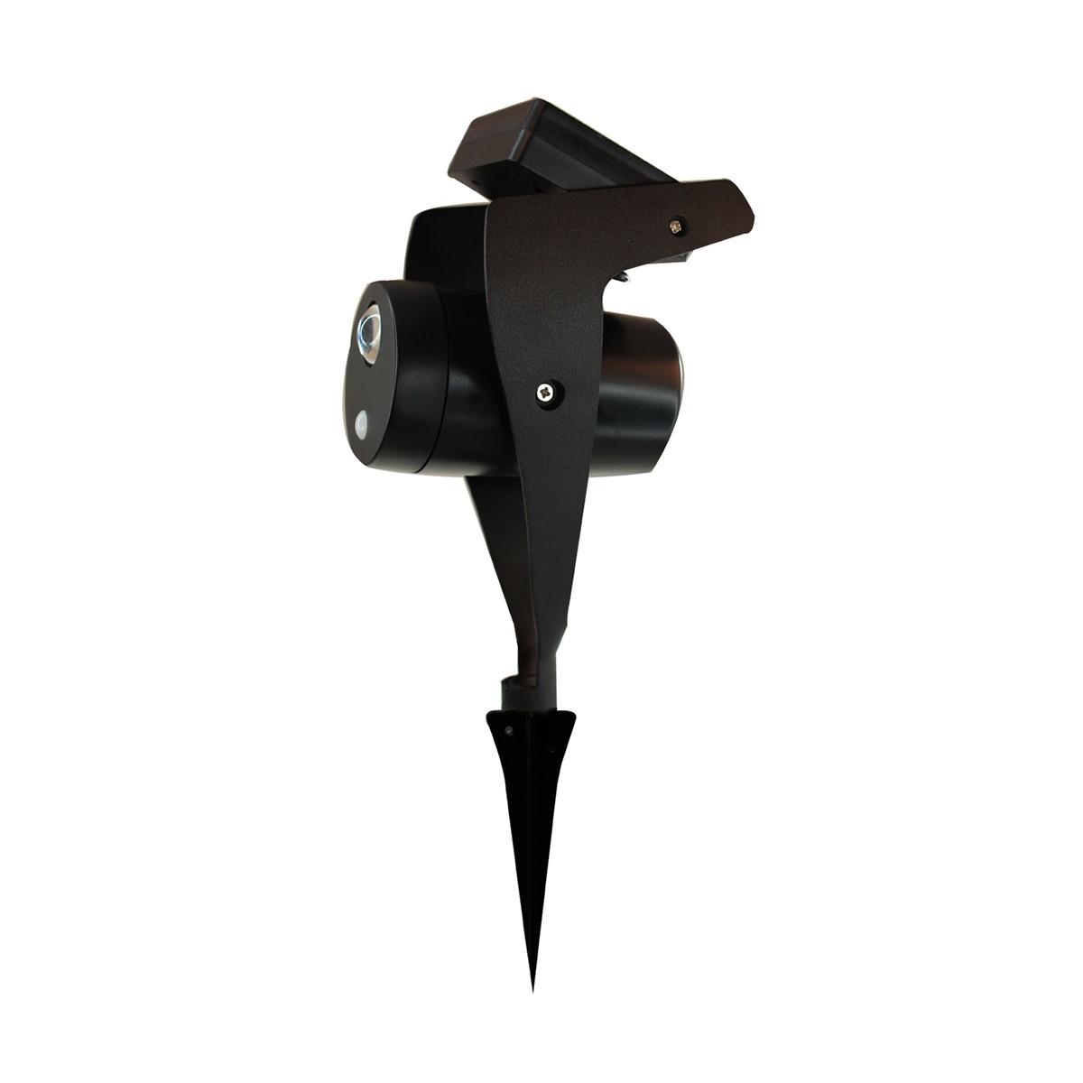 Faretto Solare Con Sensore Di Movimento 250lm