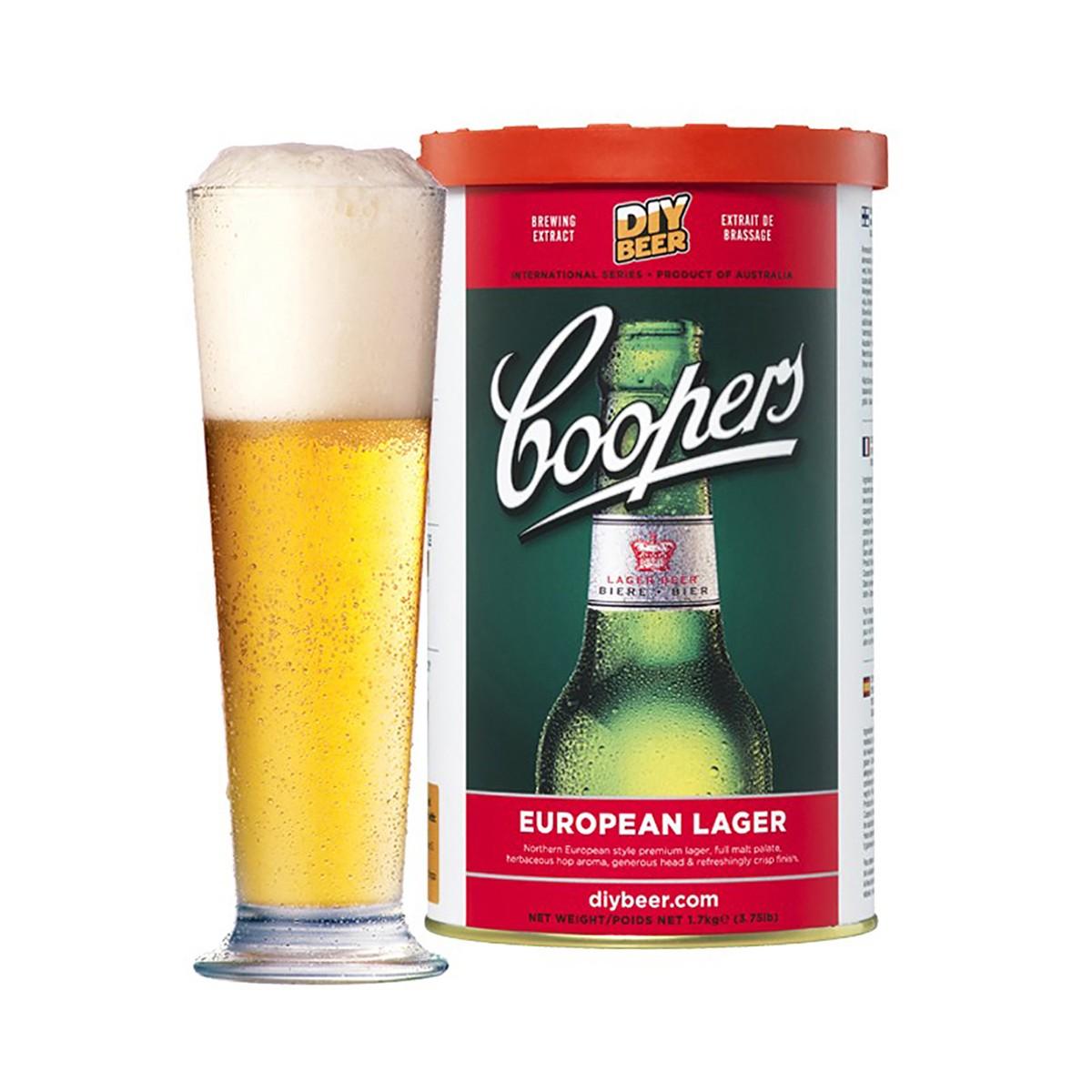 Birra European Lager