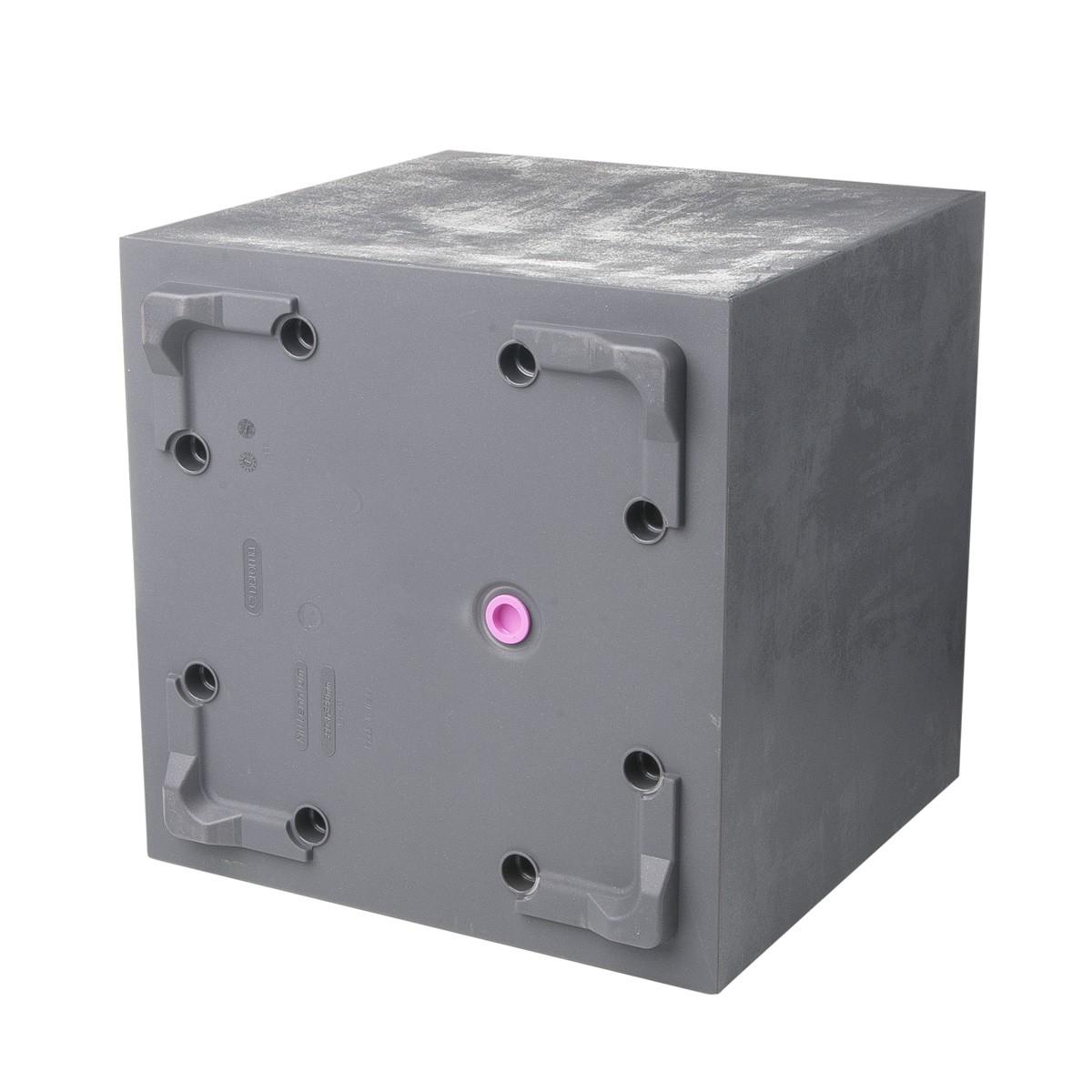 Cubo Millennium Antracite
