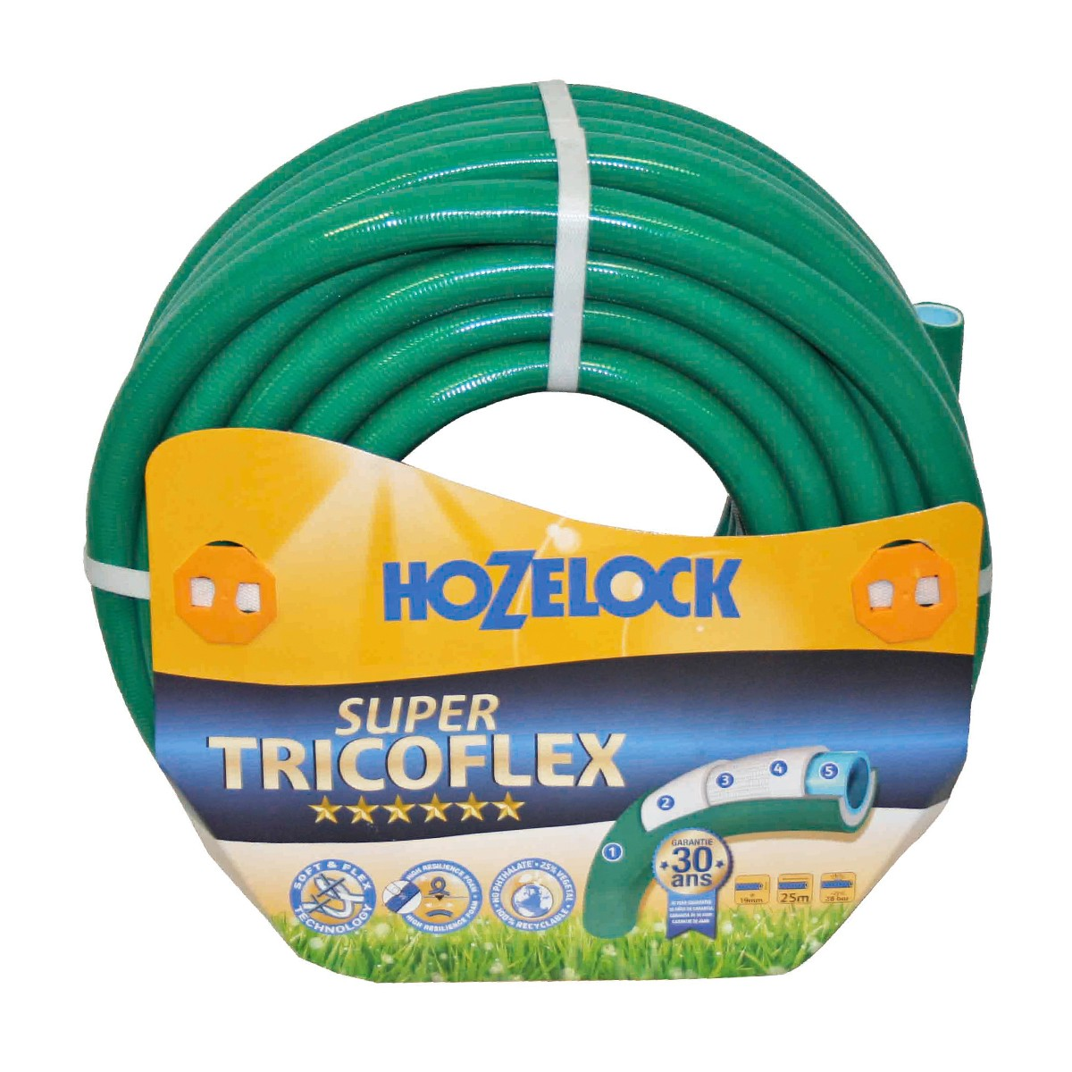 Tubo Tricoflex Ultimate 19 Mm X 25 Mt