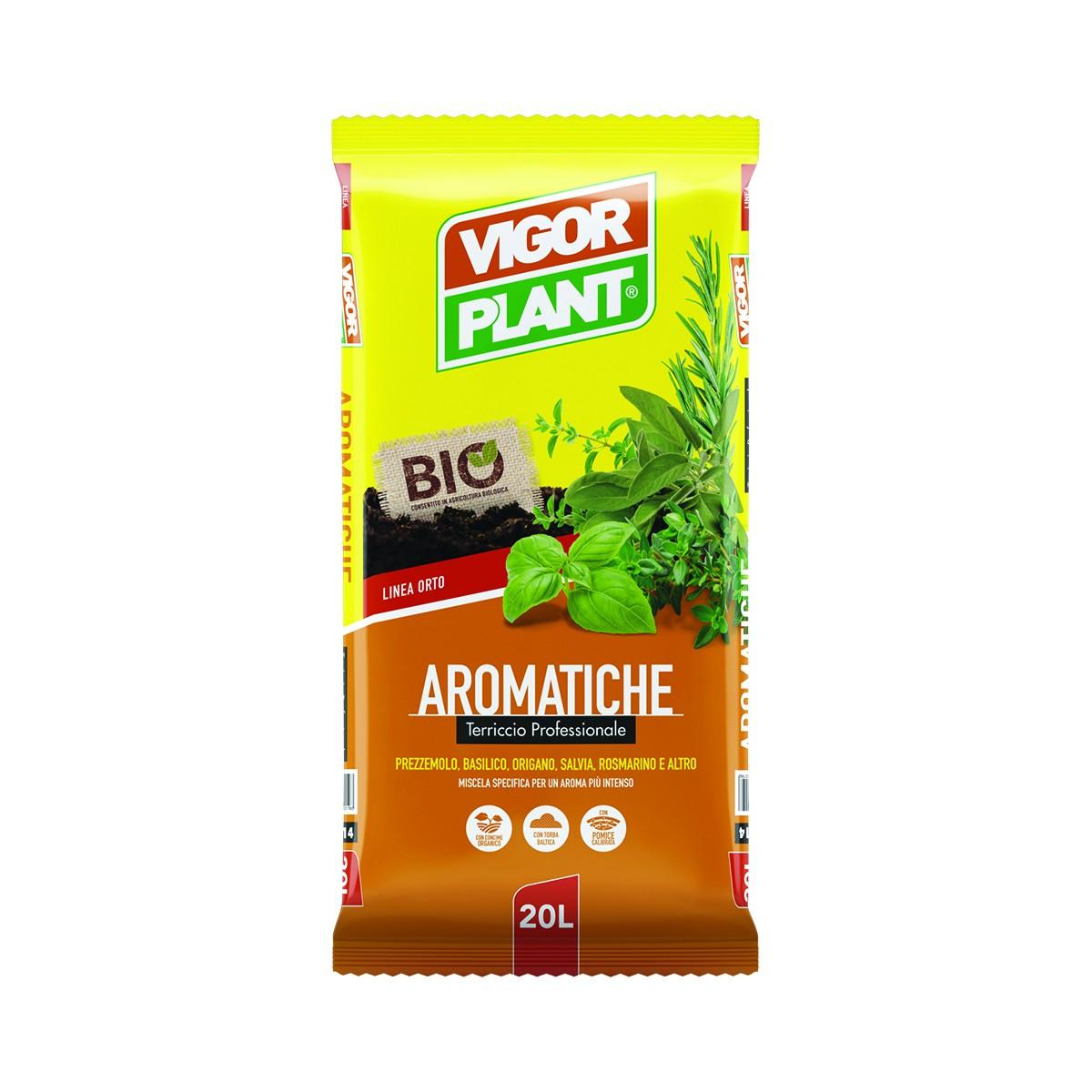 Terriccio Aromatiche 20 L
