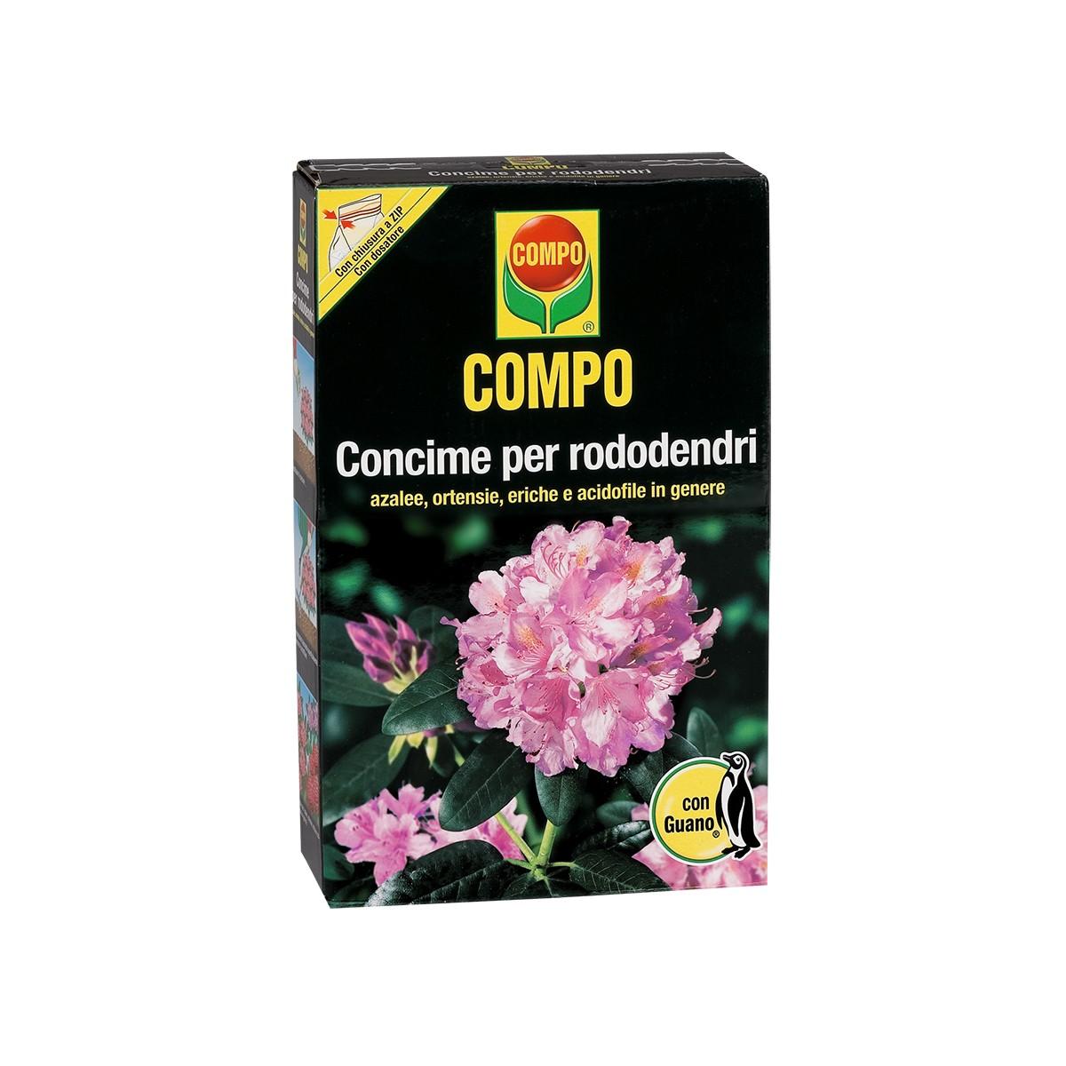 Concime Rododendri