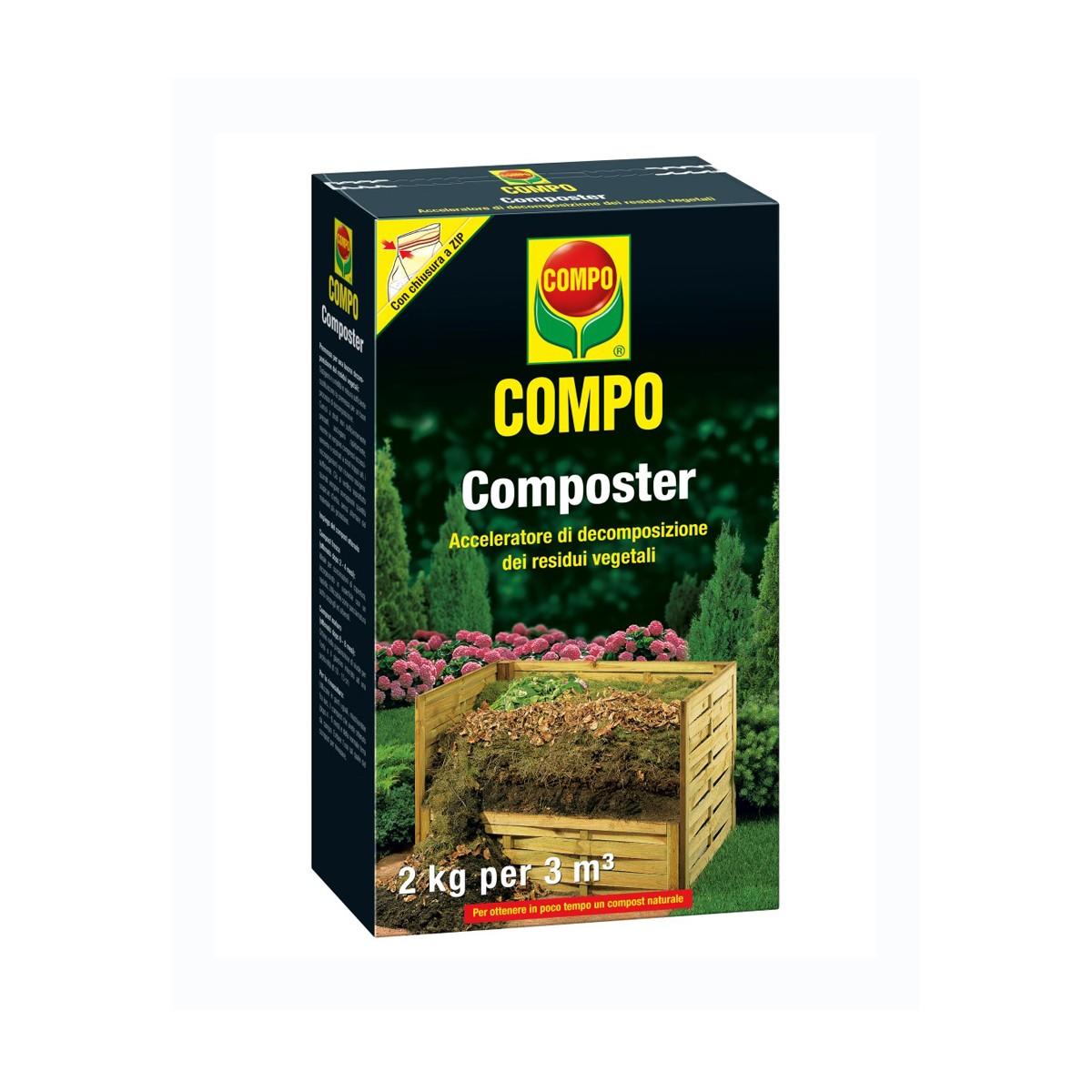 Composter - Accelleratore Di Decomposizione