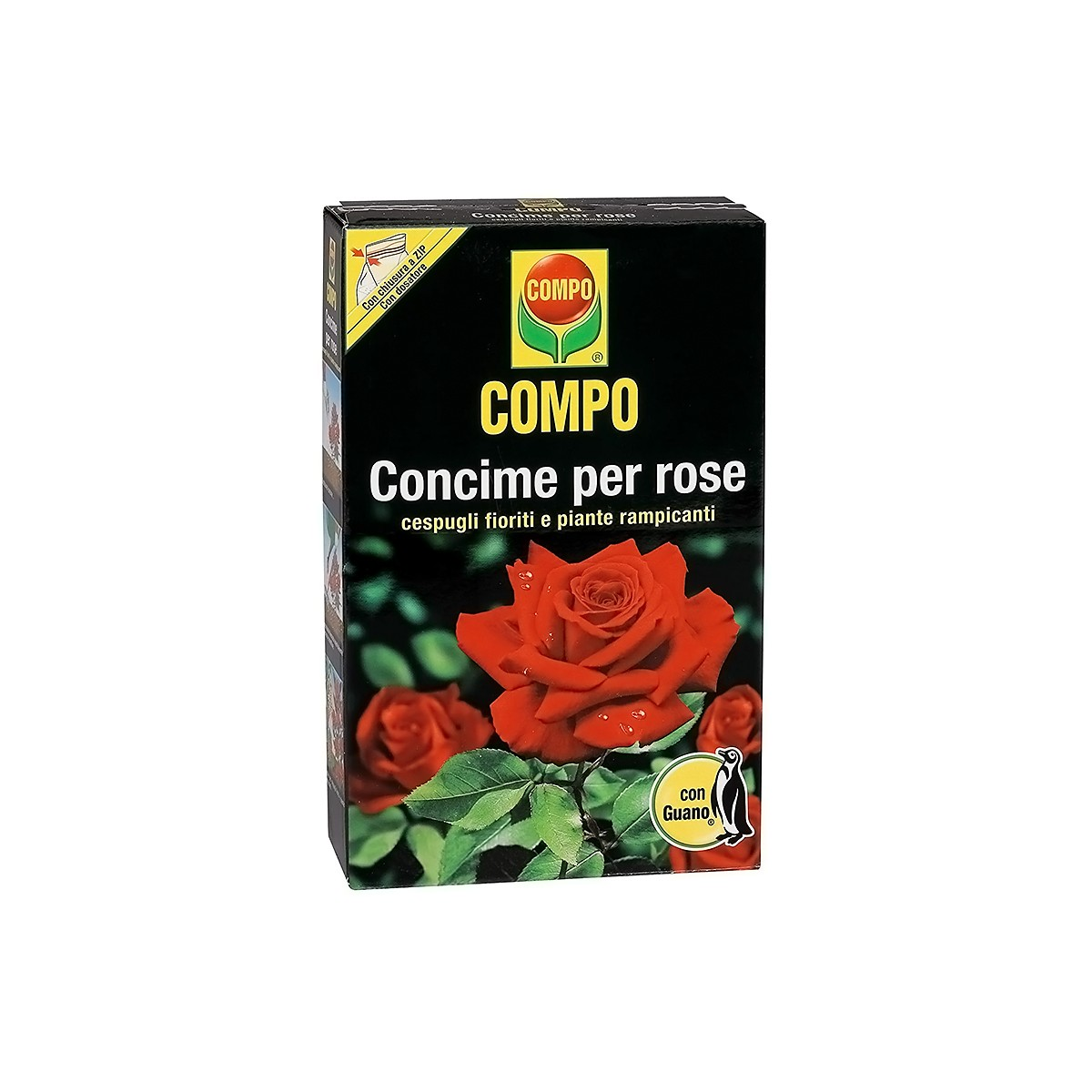 Concime Rose Con Guano