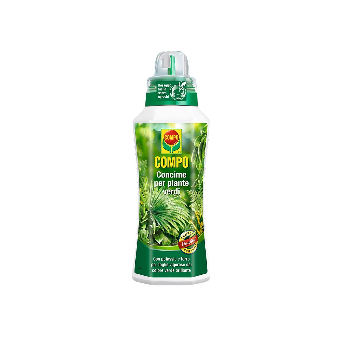 Concime Piante Verdi
