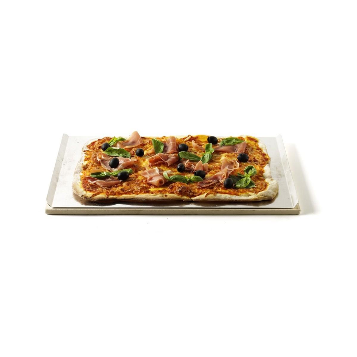 Pietra Refrattaria Per Pizza Rettangolare
