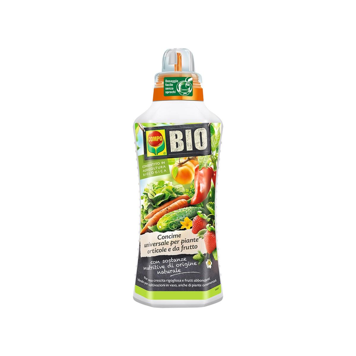 Concime Bio Orto Frutta