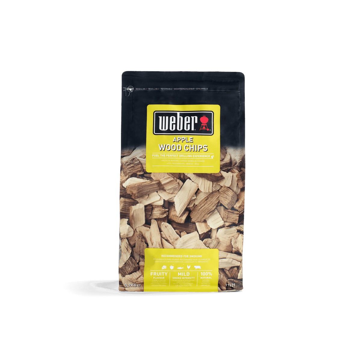 Chips Da Affumicatura Mela