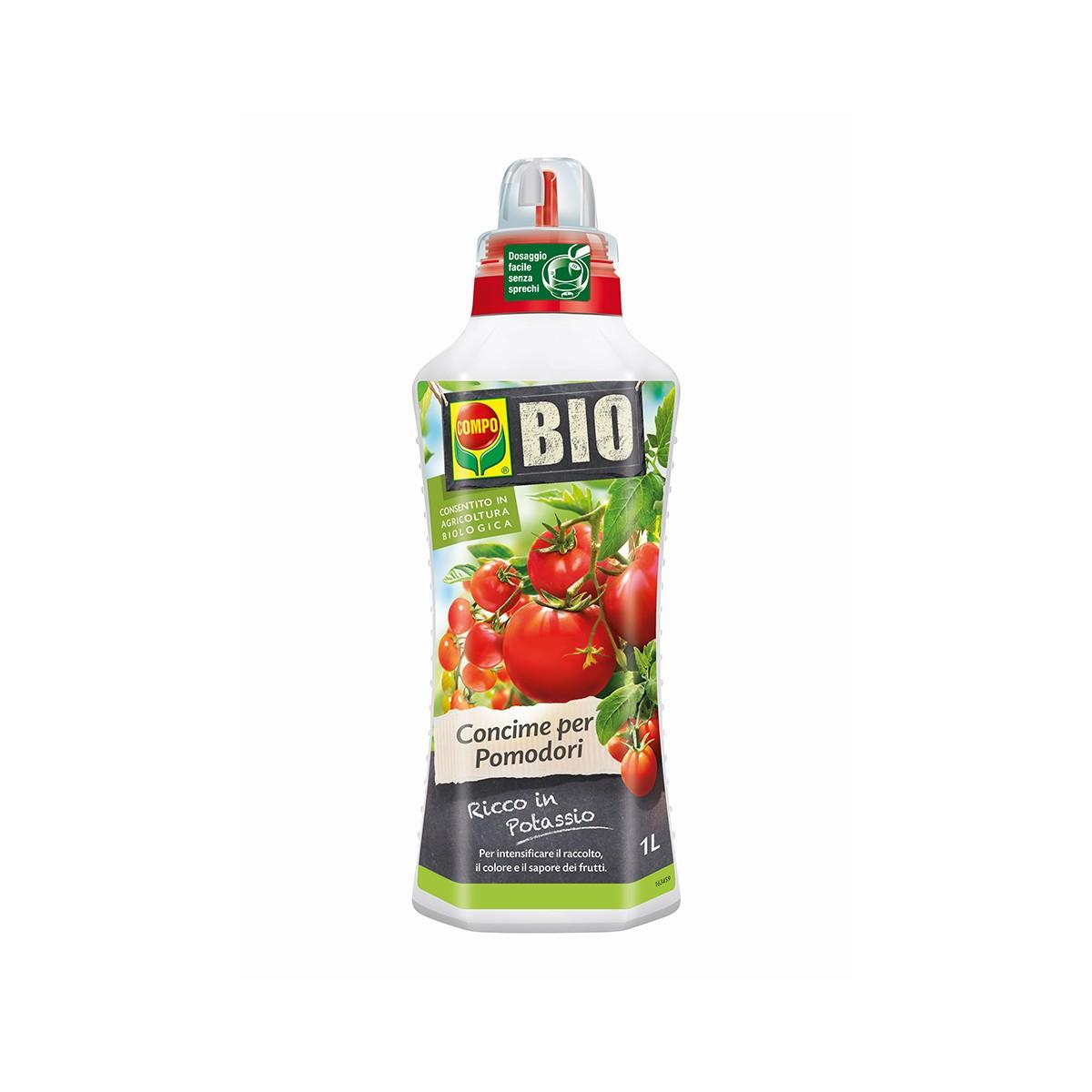 Concime Bio Per Pomodori