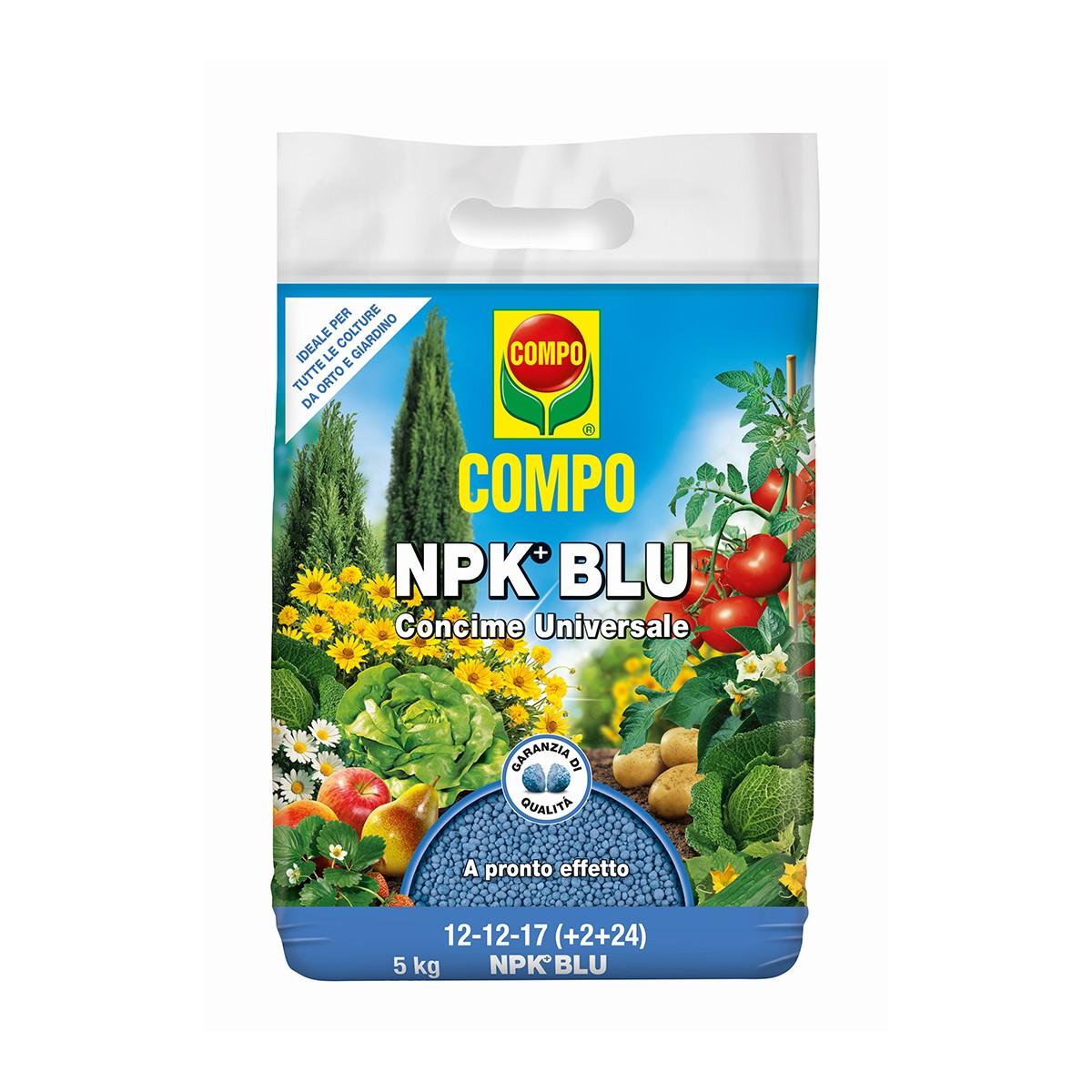 Concime Npk+ Blu