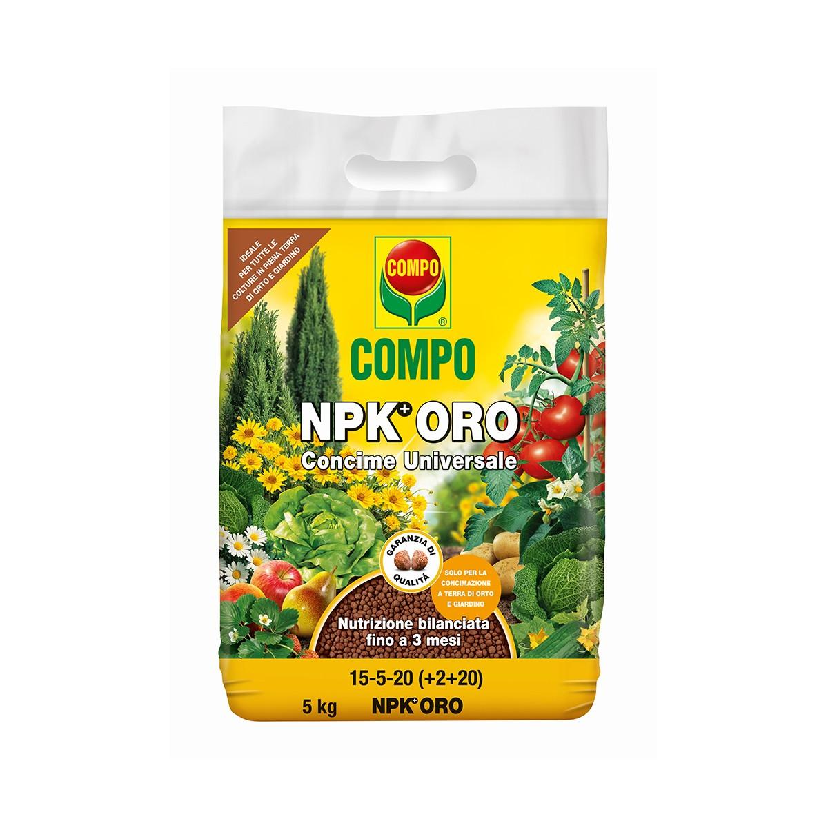 Concime Npk+ Oro