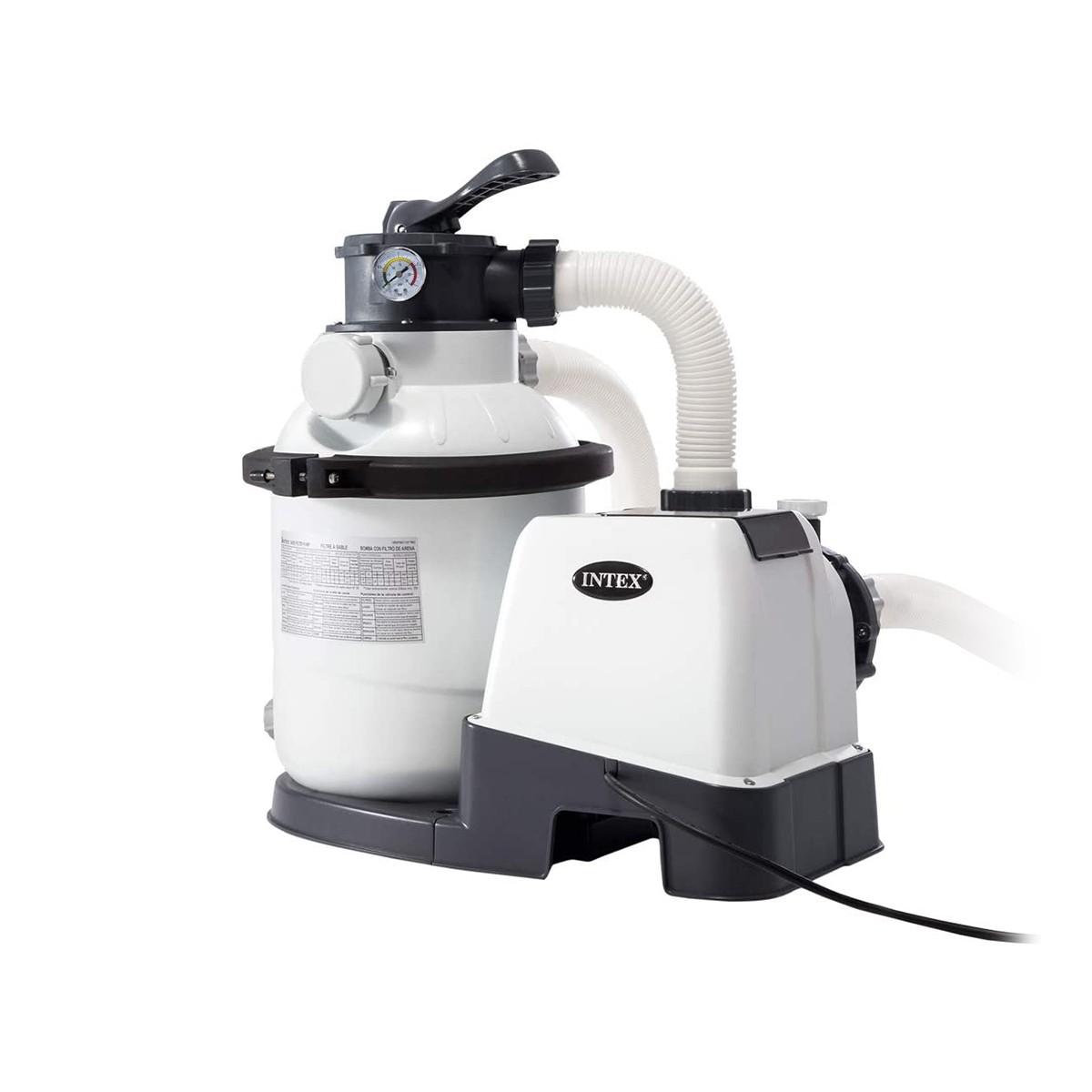 Intex Pompa A Sabbia 4.500 L/h