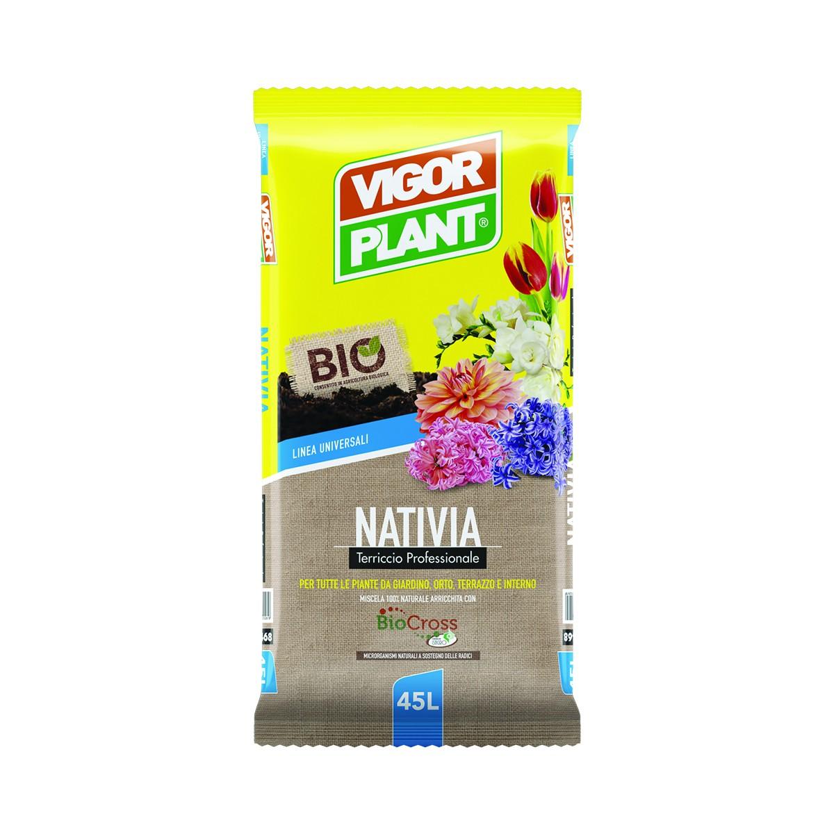 Terriccio Nativia 45 L