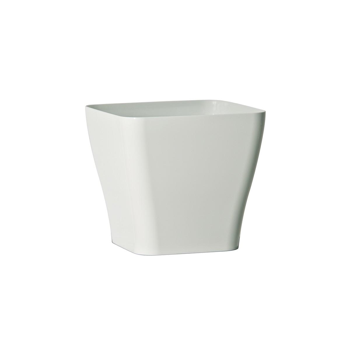 Vaso Quadria Bianco