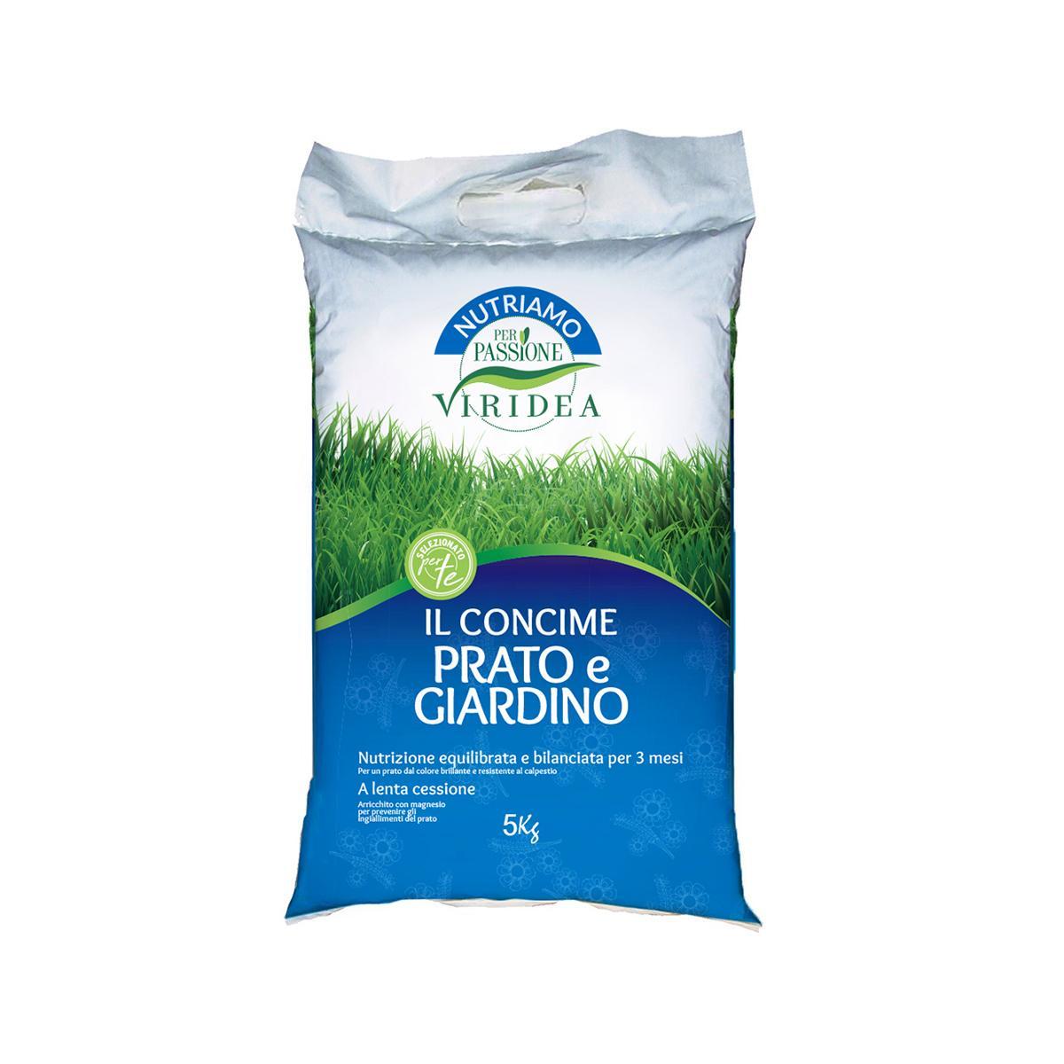 Concime Granulare Prato E Giardino 5 Kg