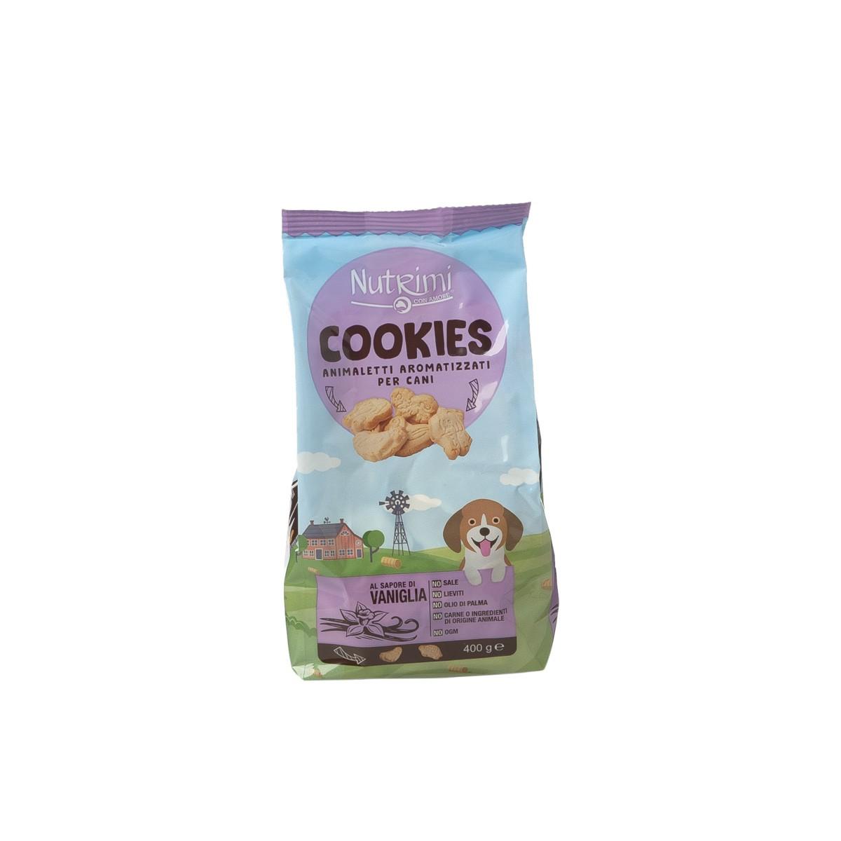 Cookies Vaniglia