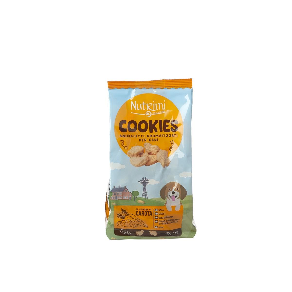 Cookies Carota