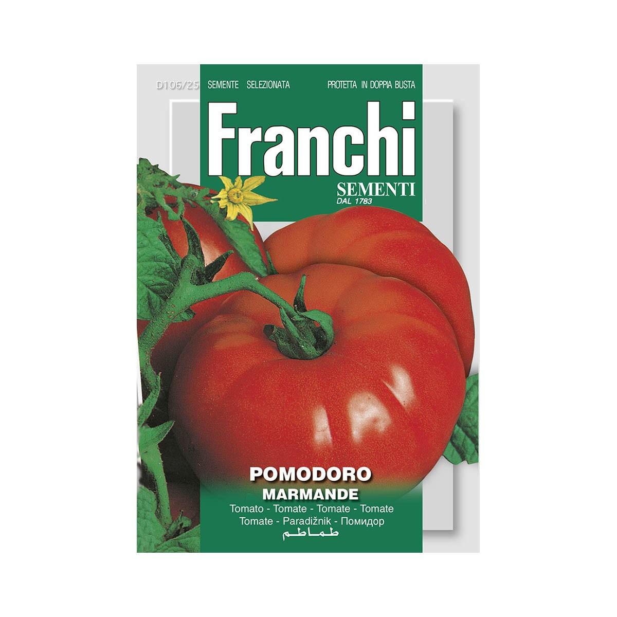 Semi Pomodoro Marmande