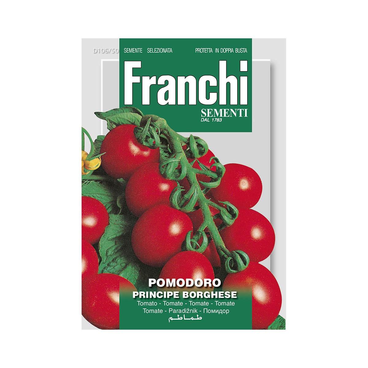 Semi Pomodoro Principe Borghese