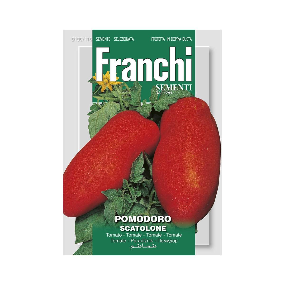 Semi Pomodoro Scatolone