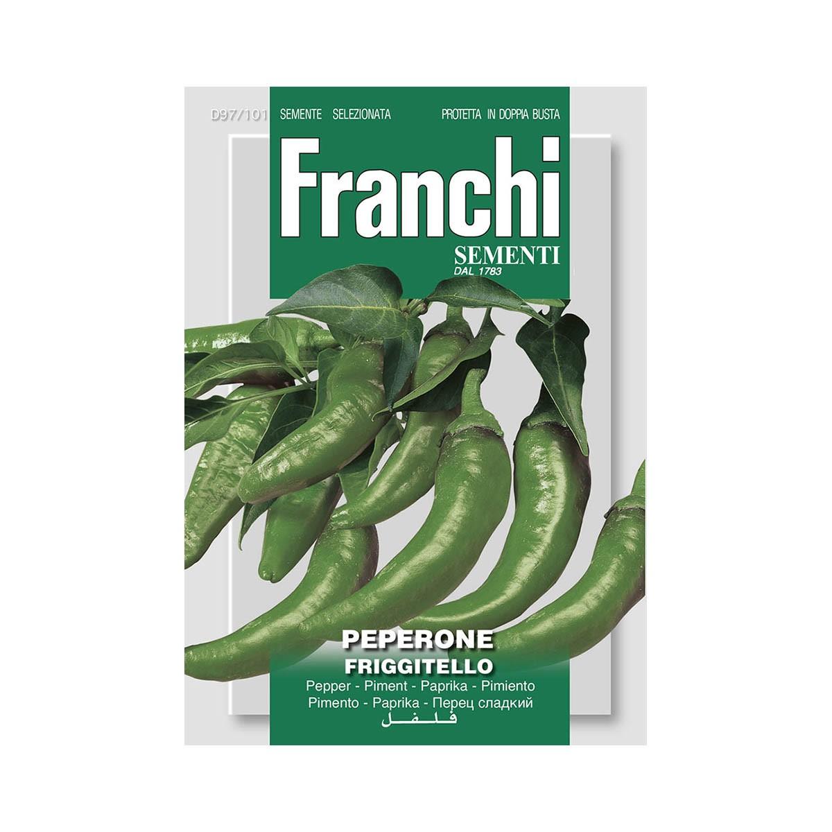 Semi Peperone Friggitello