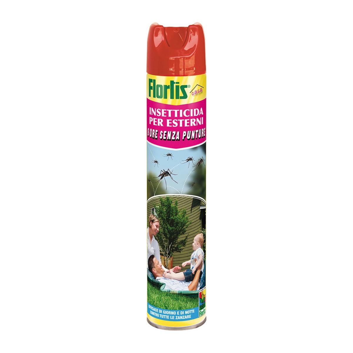 Insetticida Spray 8 Ore Senza Punture 750 Ml