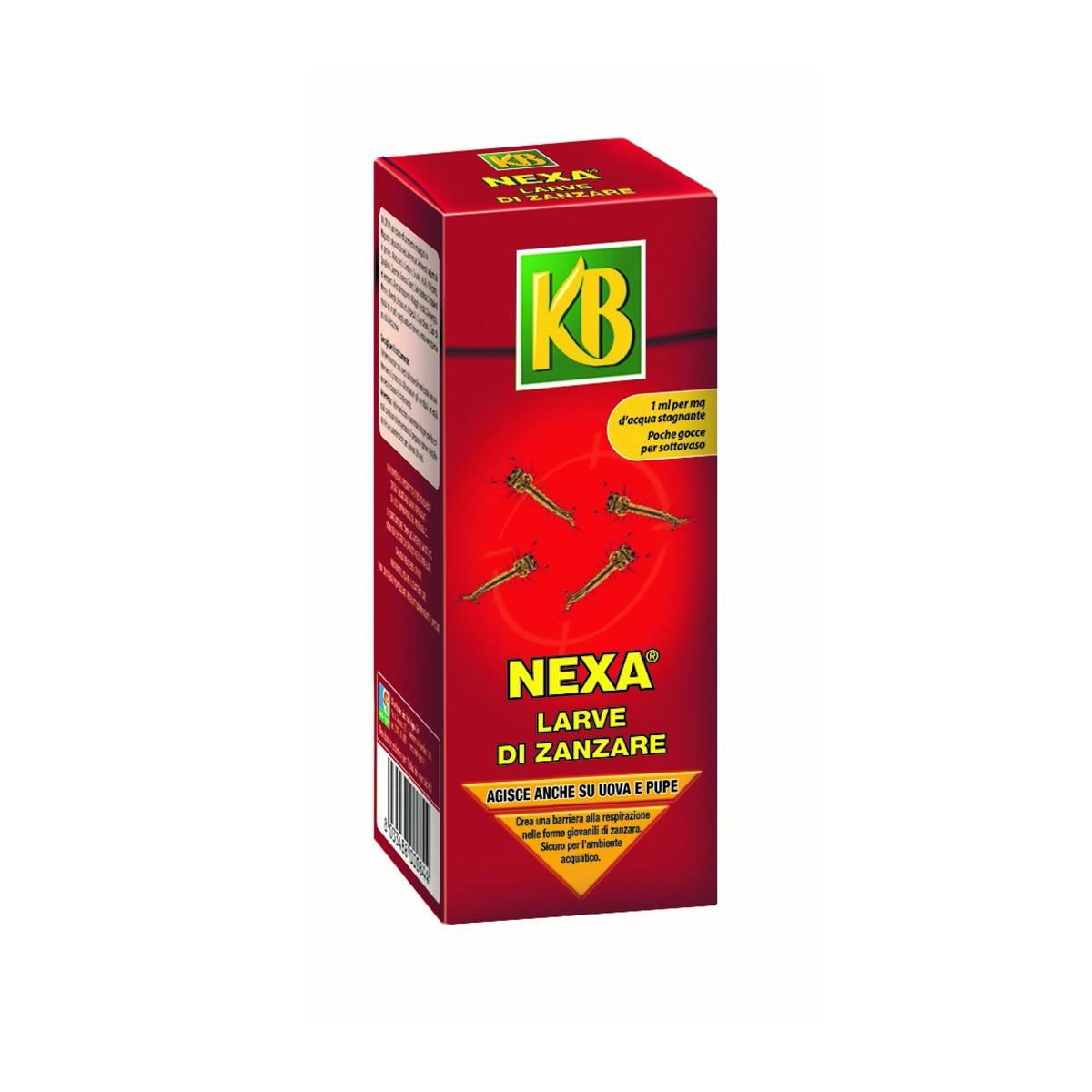 Nexa Larve Di Zanzare 50ml