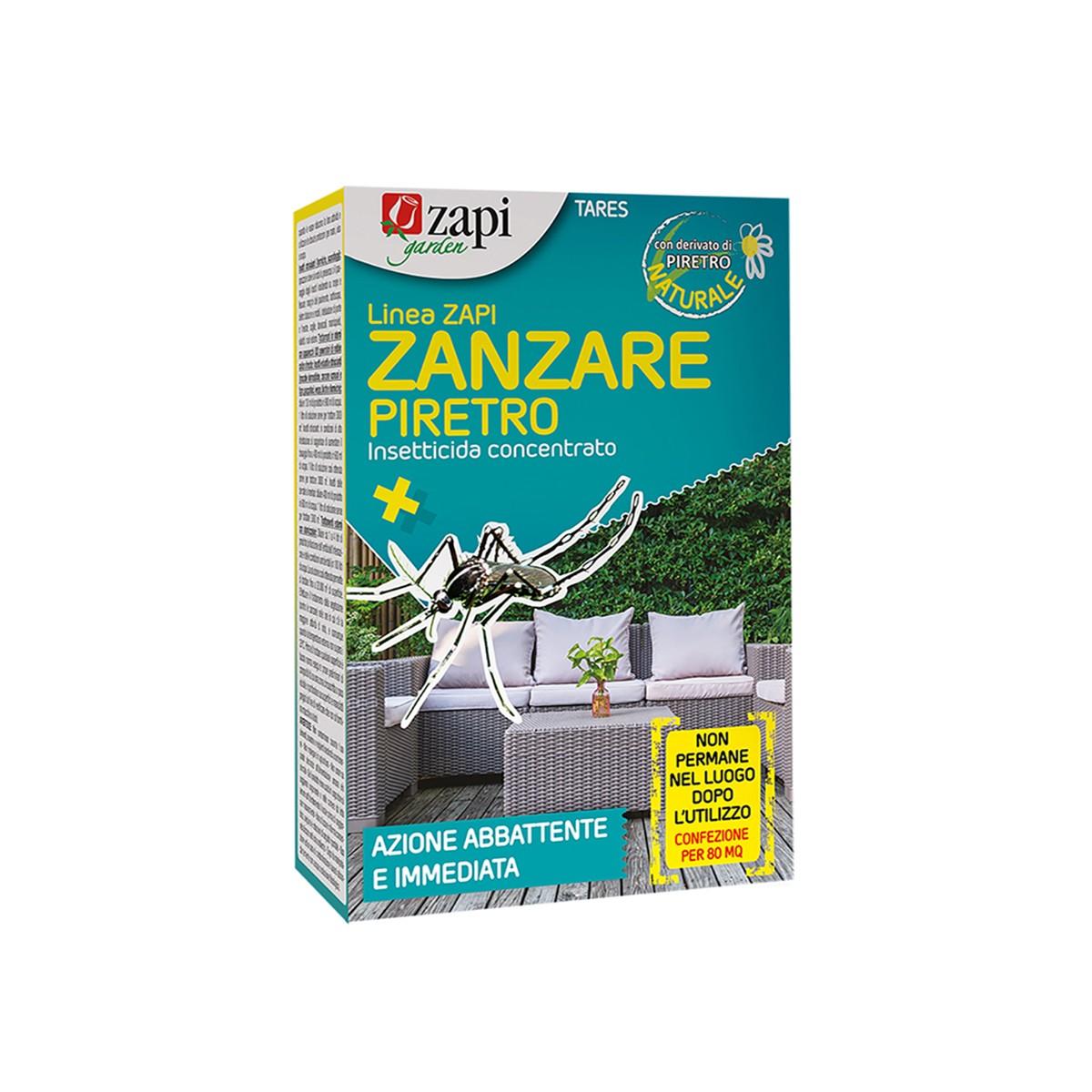 Insetticida Zanzare Piretro Concentrato