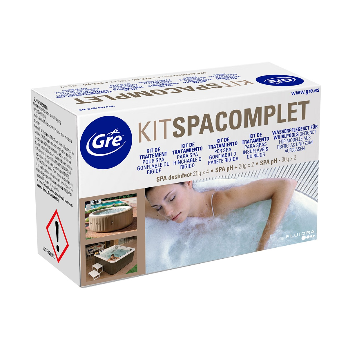 Kit Spa Completo