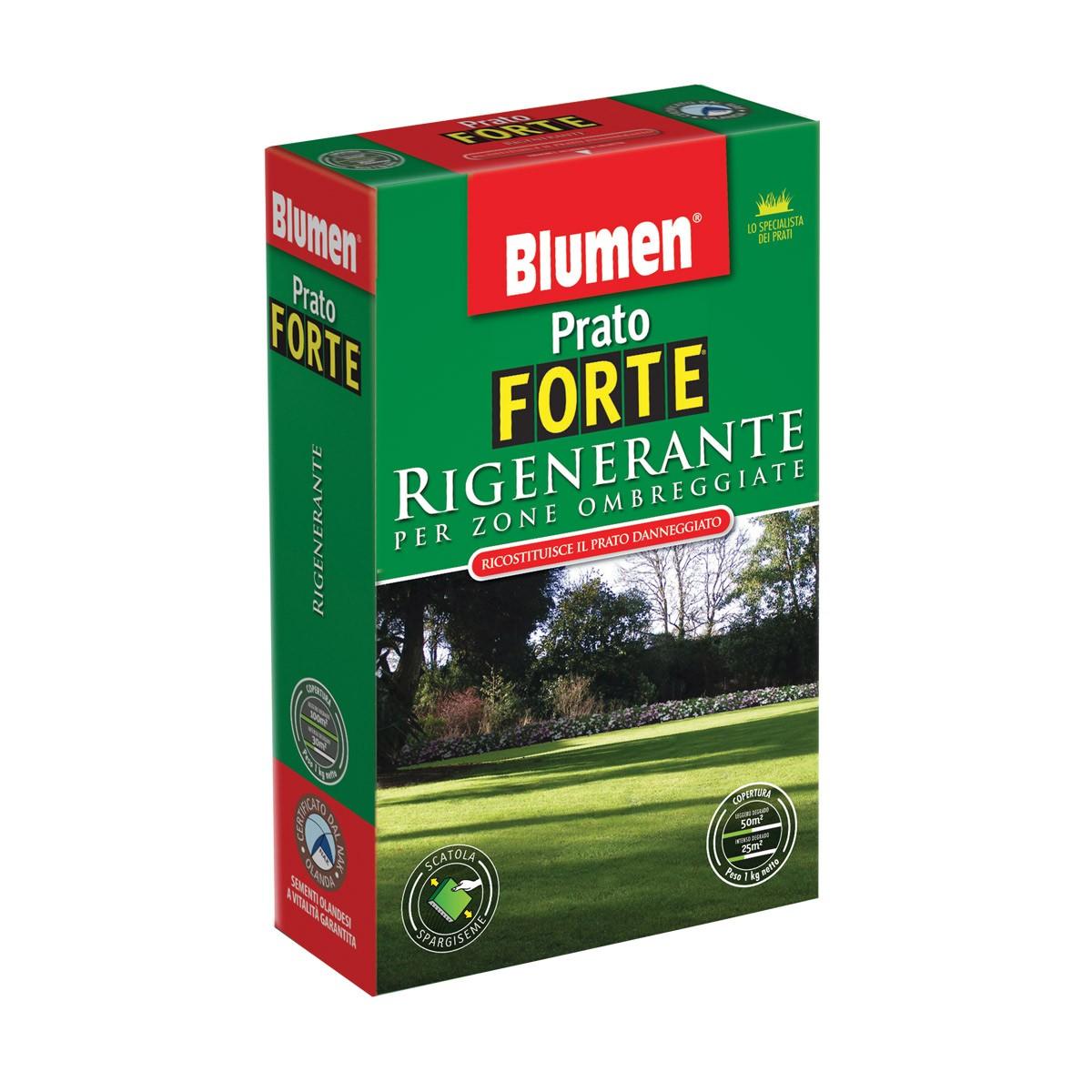 Prato Forte Rigenerante Ombra 500 Gr