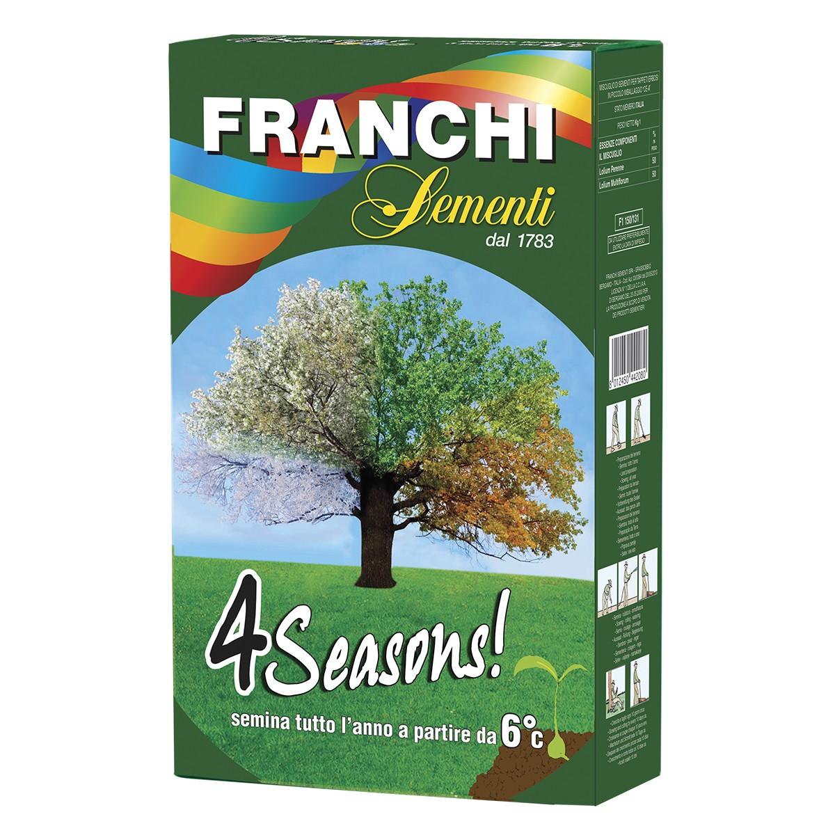 Prato Sos 4 Seasons 1 Kg