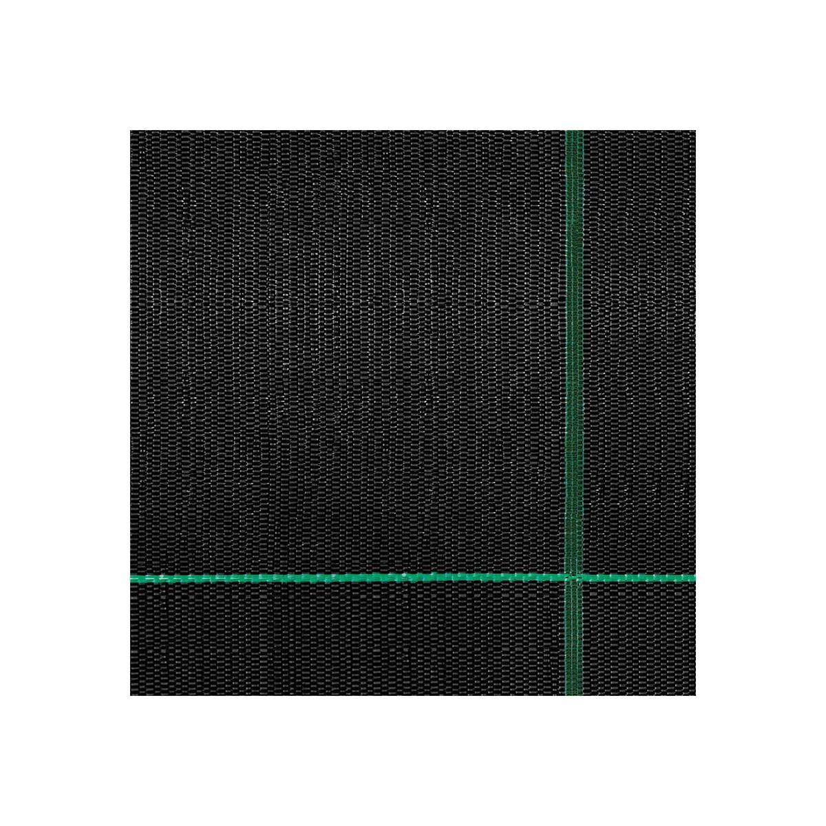 Telo Antierbacce Green Cover 1,65 Nero