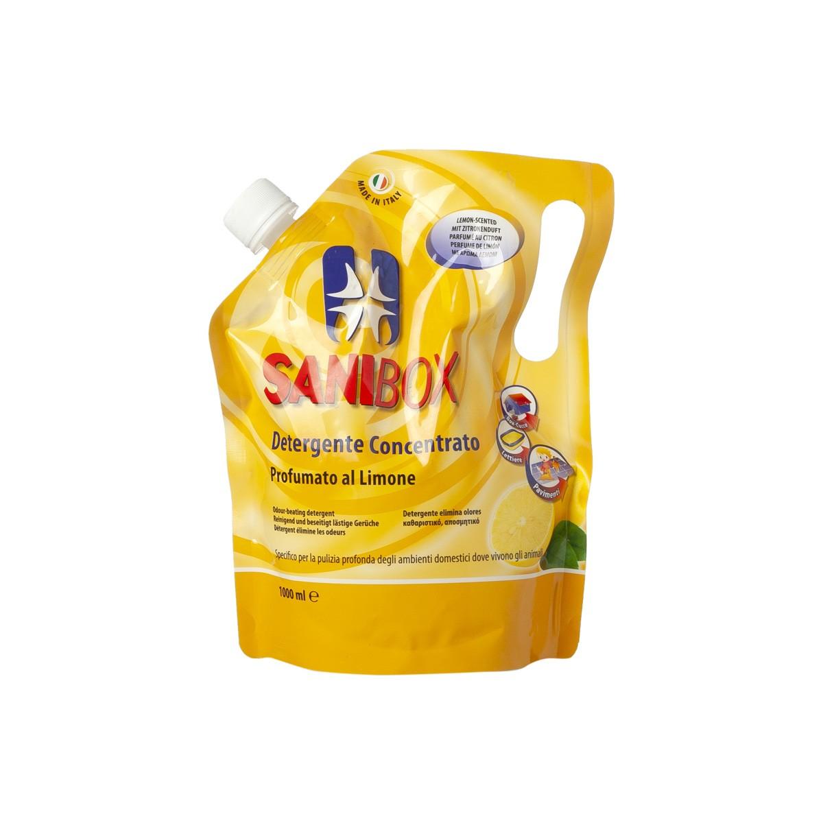 Sanibox Limone