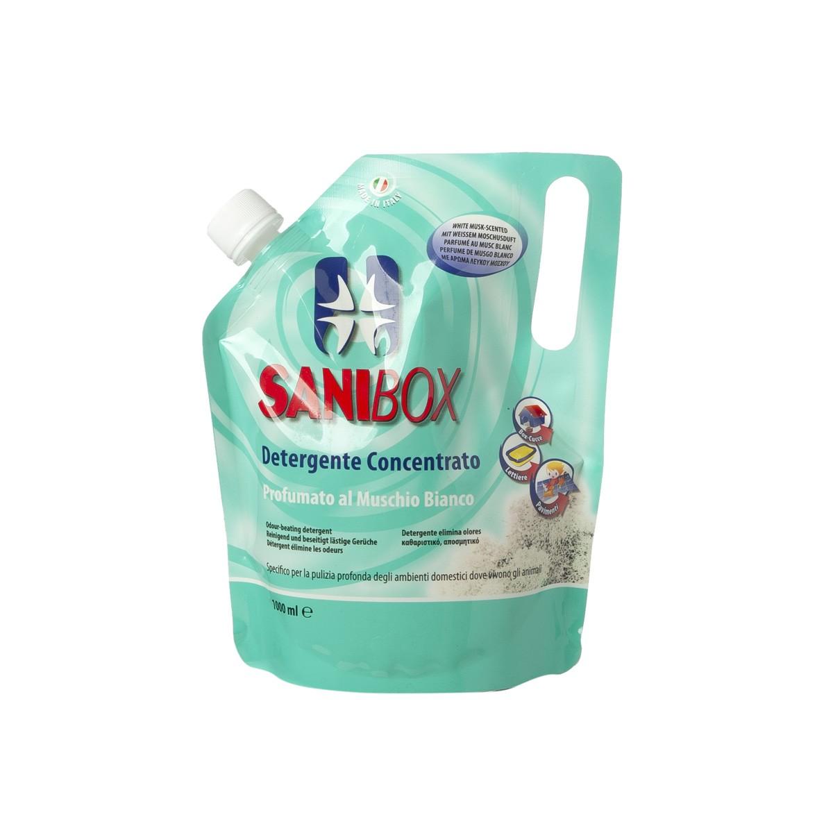 Sanibox Muschio Bianco