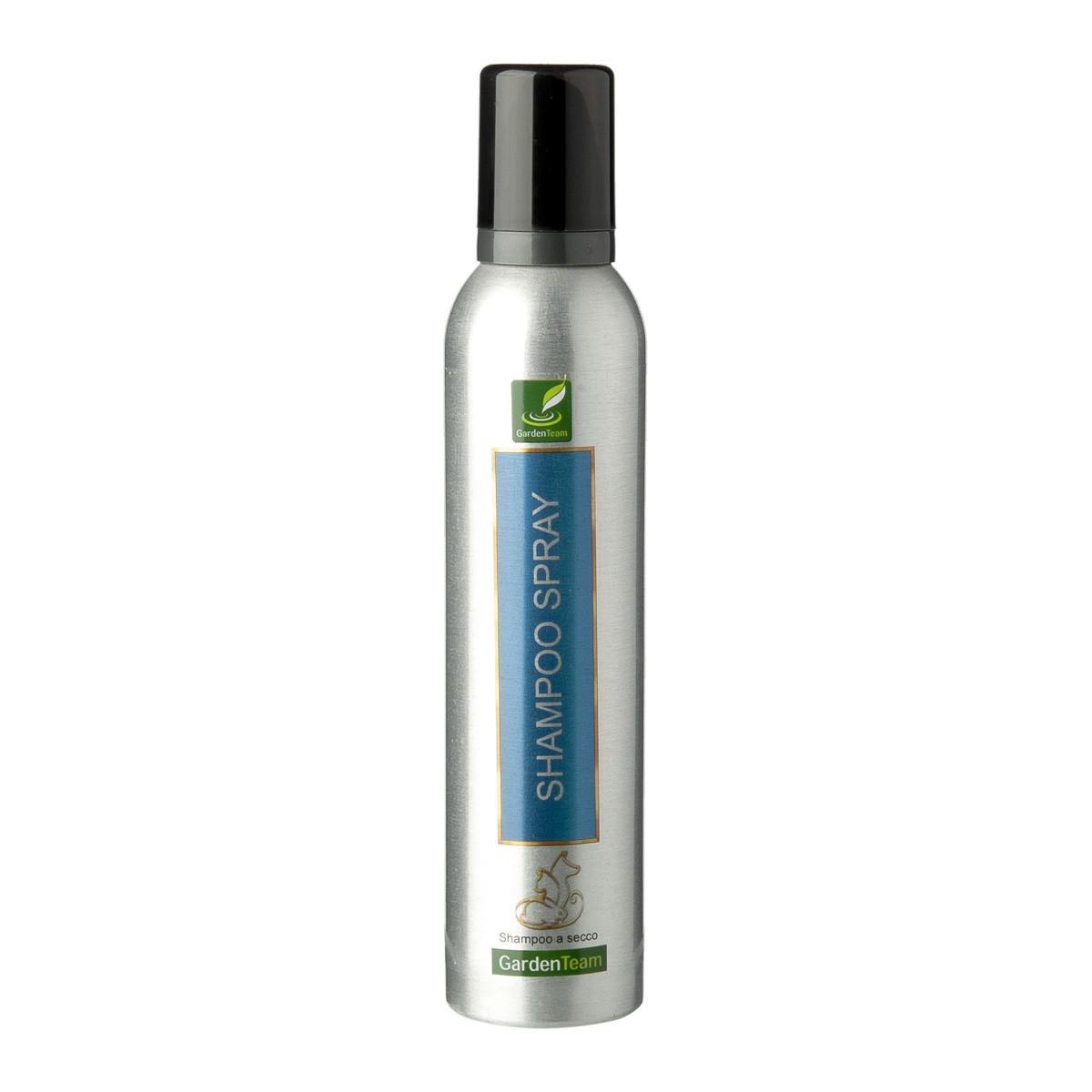 Shampoo A Secco Spray