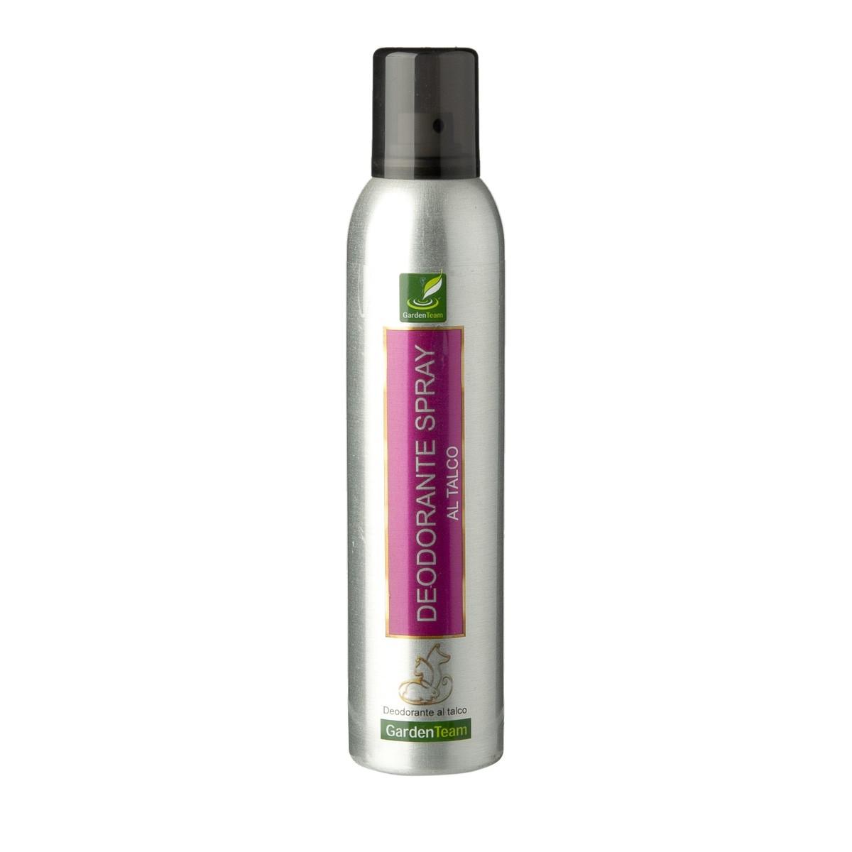 Deodorante Spray Al Talco