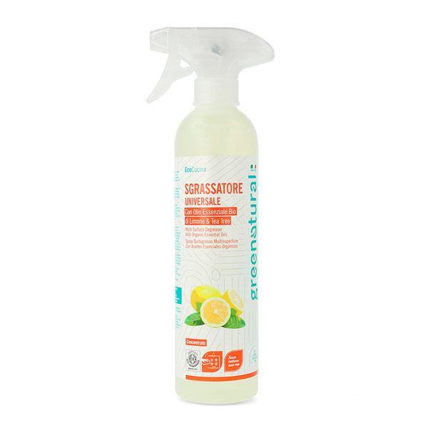 Bio Detergente Sgrassatore Limone & Tea Tree