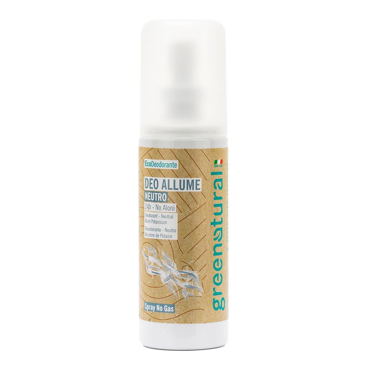Eco Deodorante Allume Neutro
